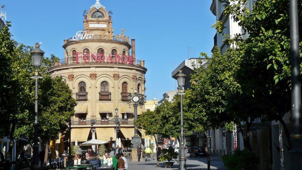 Centro de Jerez.