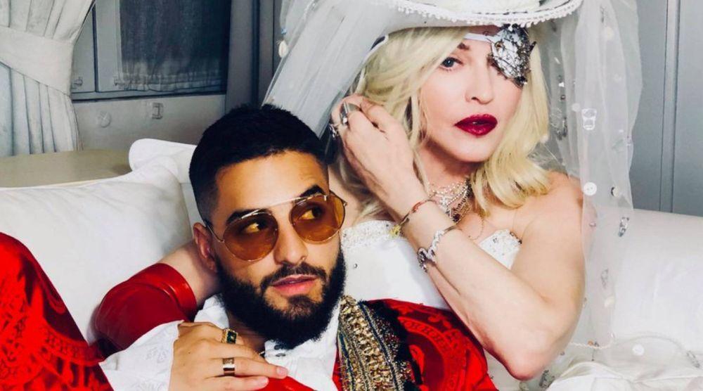 """Madonna y Maluma presentan el single """"Medellín"""""""