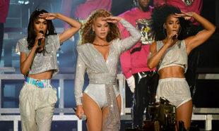 Beyoncé en Coachella 2018.