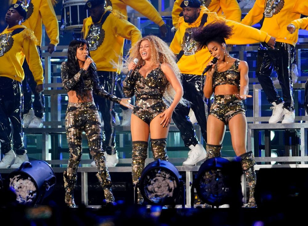 Las Destinys Child vuelven al esenario en Coachella 2018.
