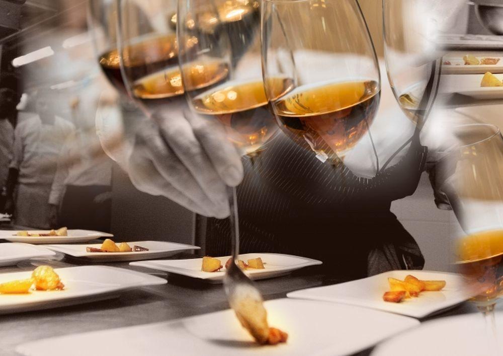 Copas de vino en Jerez.