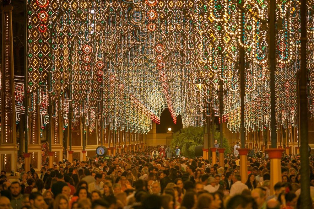 Feria de Jerez.
