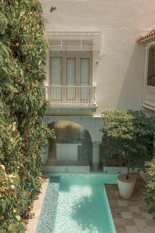 Tcherassi Hotel and Spa en Cartagena de Indias (Colombia)