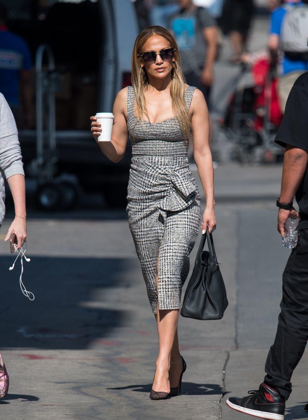 Jennifer Lopez es una de las celebrities que apuestan por Silvia...