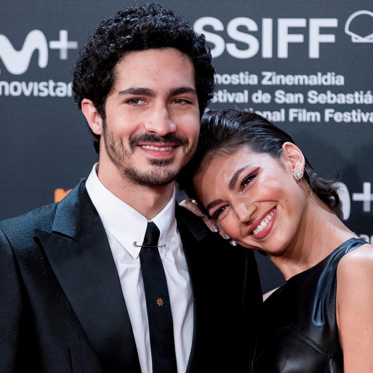 Úrsula Corberó y su novio, el actor argentino Chino Darín.