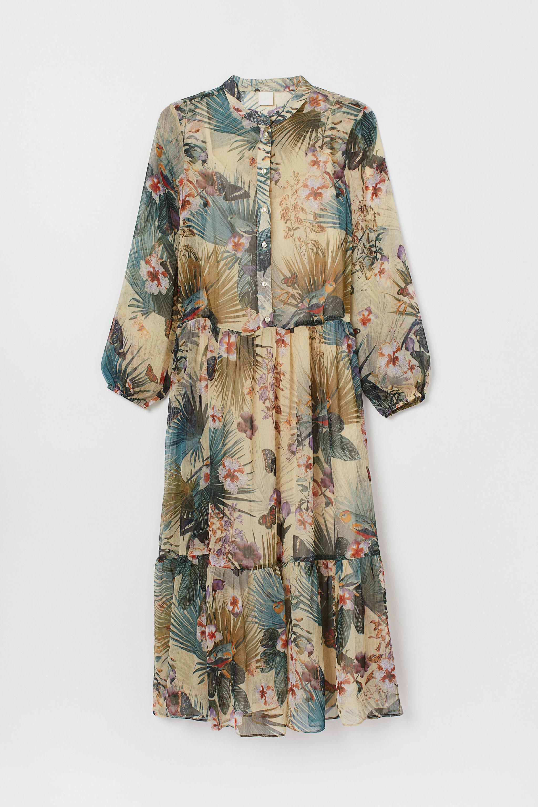 Vestido de H&M (39,99 euros).