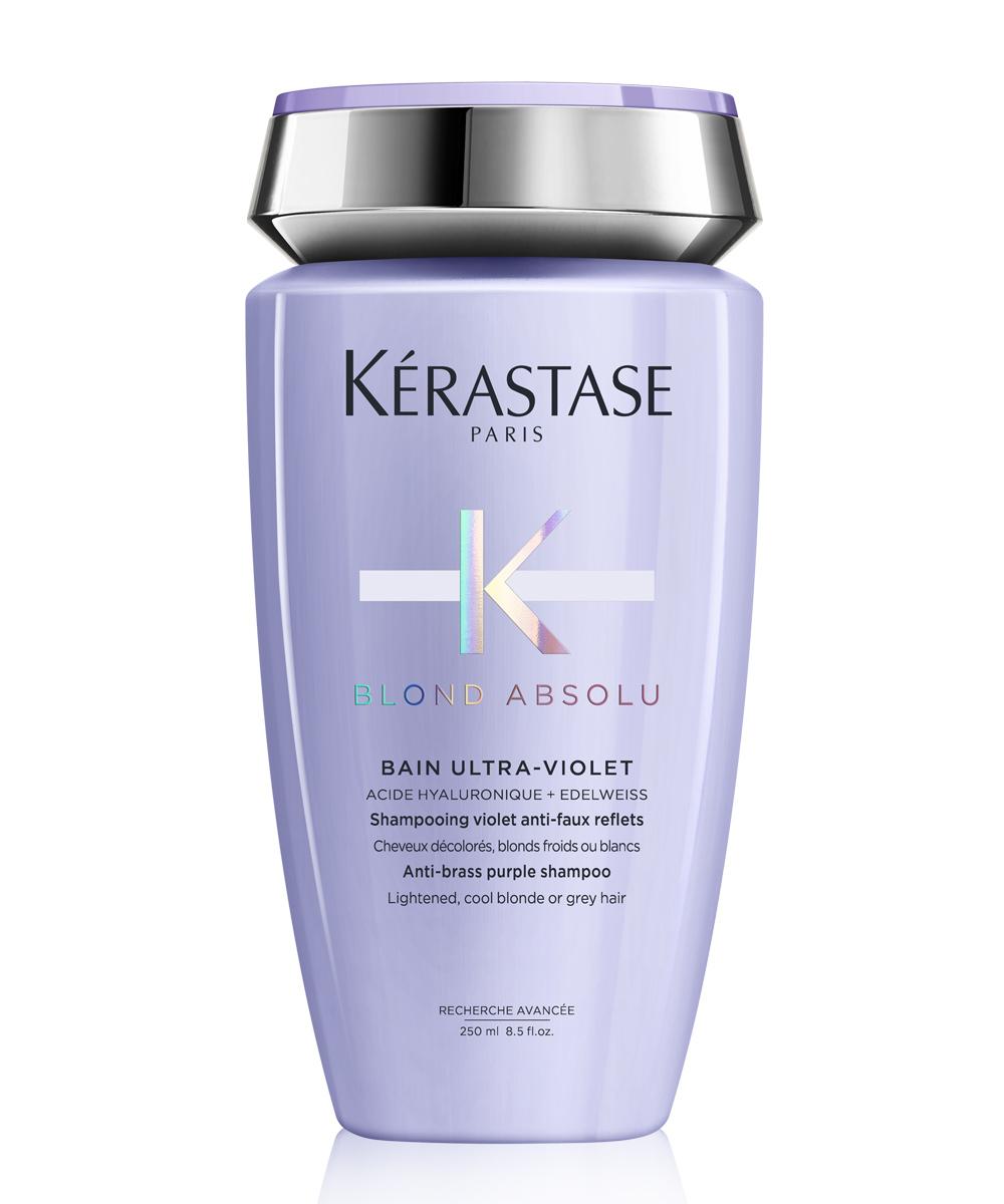 Champú Blond Absolu Bain-ultraviolet de Kérastase con pigmentos...