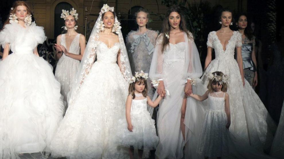 Marchesa Bridal Couture 2019
