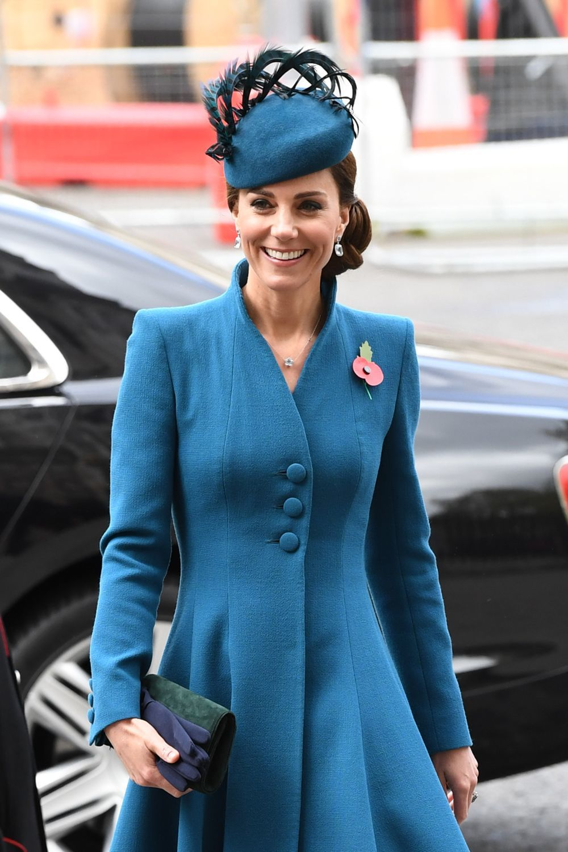 Kate Middleton en el Día de Anzac.