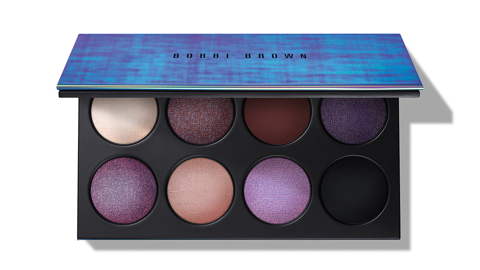 Ultra-cremaViolet Eye Shadow Palette, Bobbi Brown (45 euros).