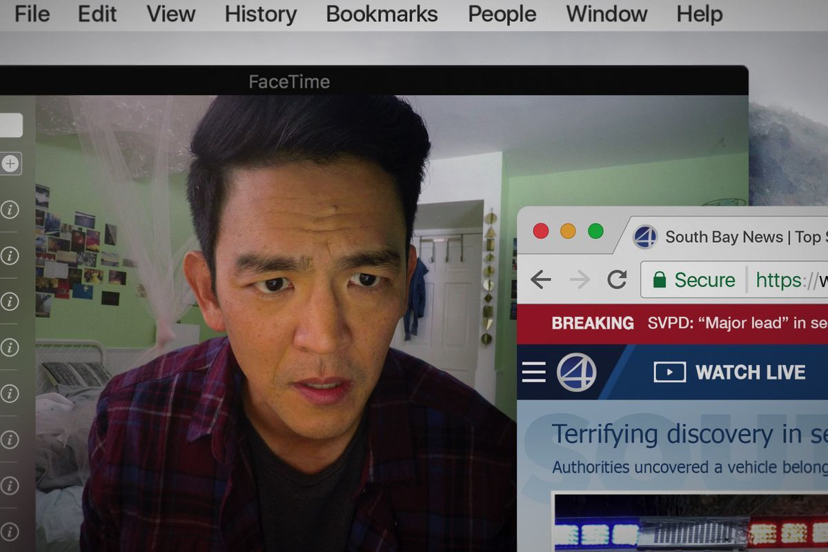"John Cho protagoniza ""Searching"", un thriller sobre la..."
