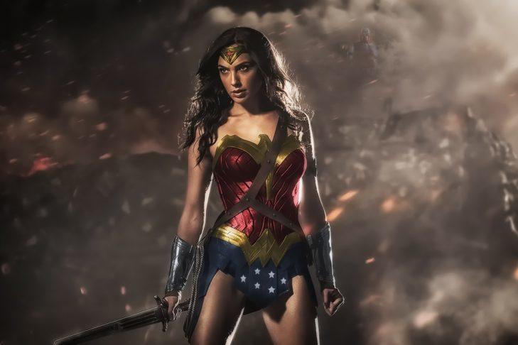 Gal Gadot ha triunfado con su interpretación de la superheroína...