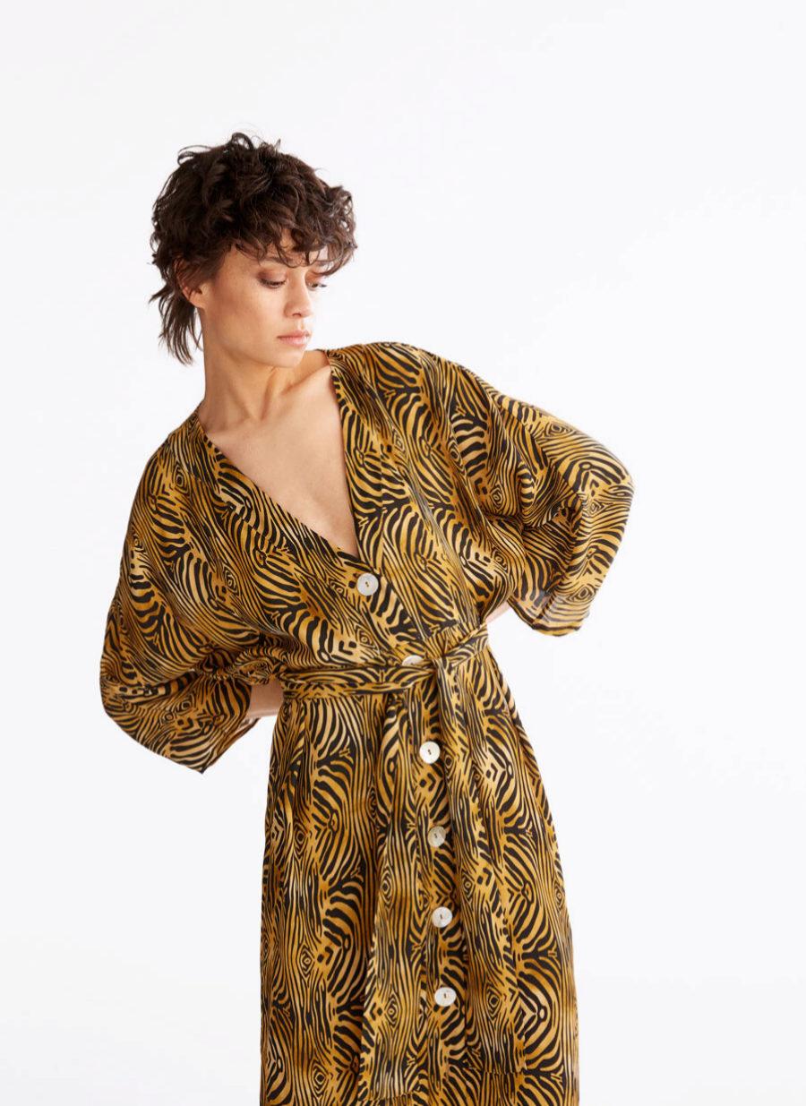 Otro de los vestidos de la colección de Uterqüe que queremos...
