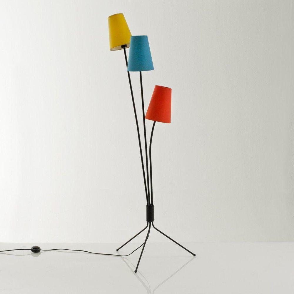Lámpara de pie Amaya de La Redoute, 97,75¤.