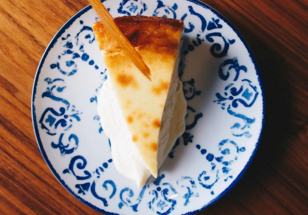 Tarta de queso de Grupo Cañadio