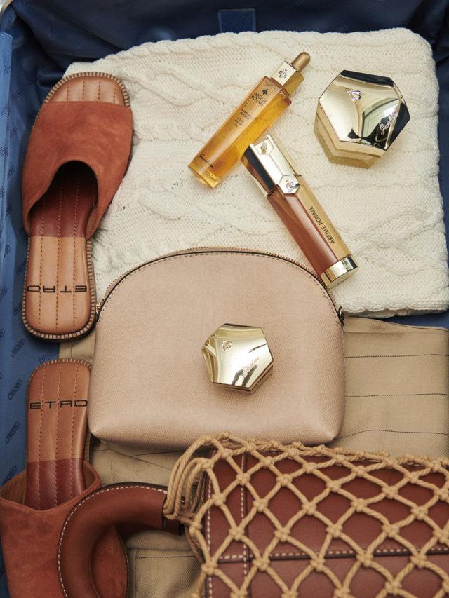 La maleta de Nieves Álvarez
