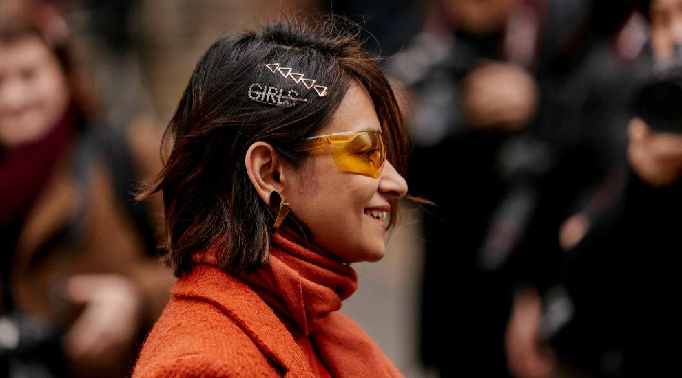 Unas de las gafas que hemos visto en el street style y que más nos...