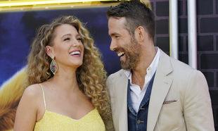 Blake Lively y Rian Reynols, padres por tercera vez