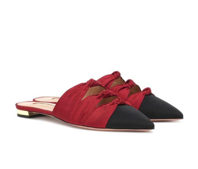Zapatos planos para invitada más elegantes que unos salones |