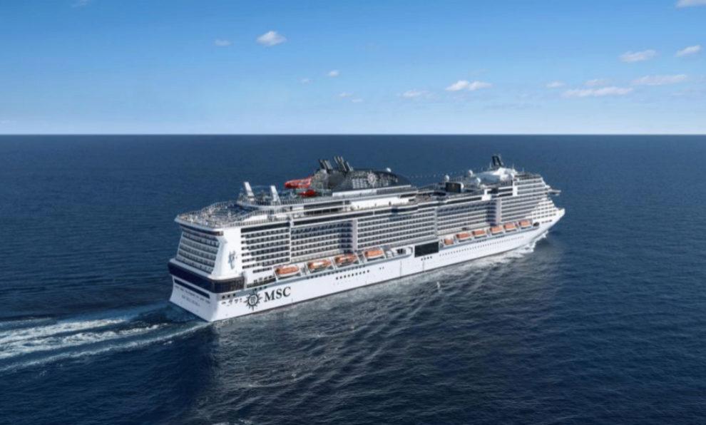 El MSC Bellissima tiene capacidad para 5.686 pasajeros.