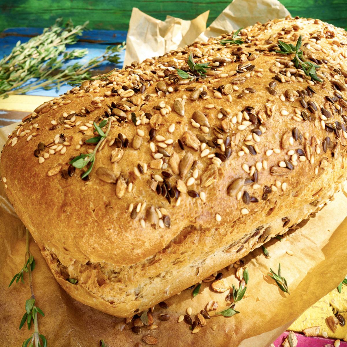 El pan multicereales no es un pan integral necesariamente.
