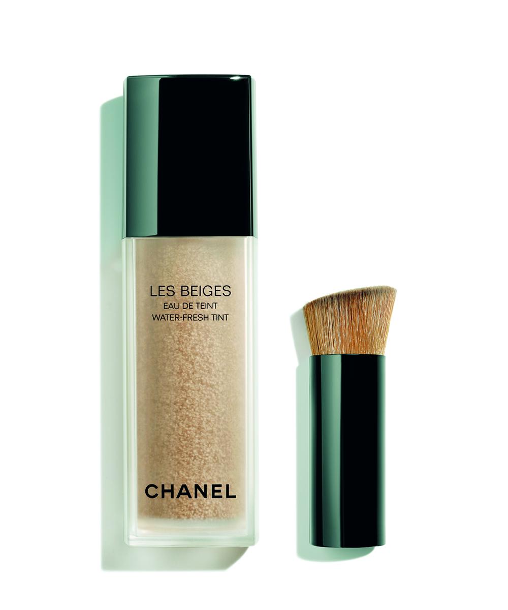 Base de maquillaje Les Beiges Eau de Teint de Chanel.