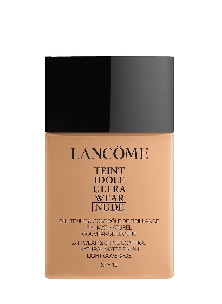 Base de maquillaje Teint Idole Ultra Wear Nude de Lancôme.