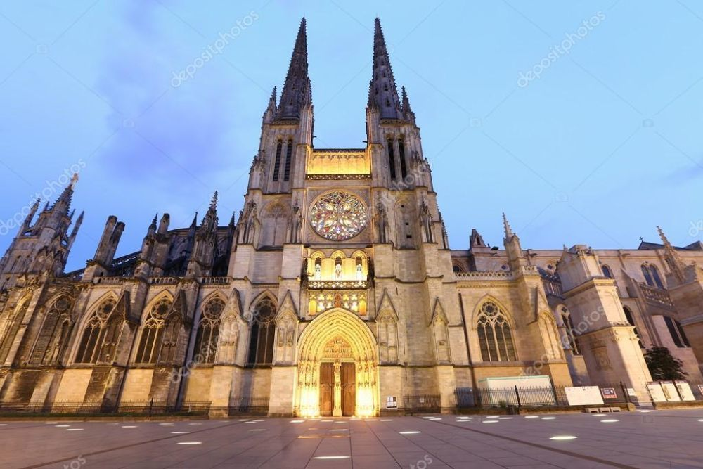 Catedral de Saint André.