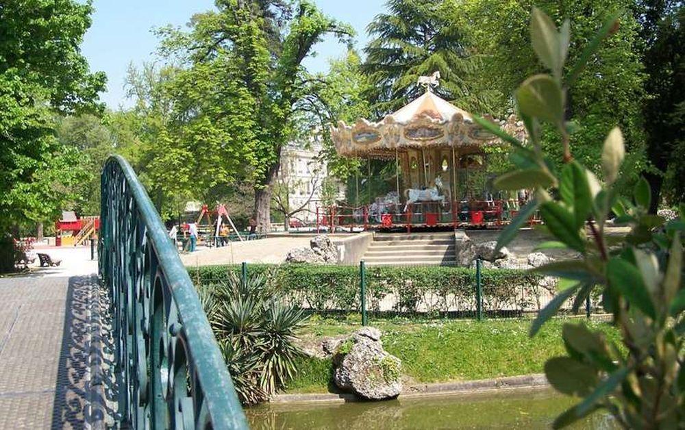 Jardín Público.