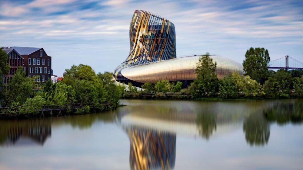 La Cité du Vin.
