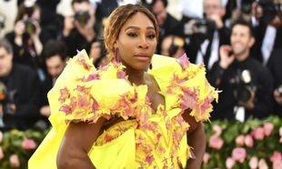 Serena Williams en la Gala MET 2019.