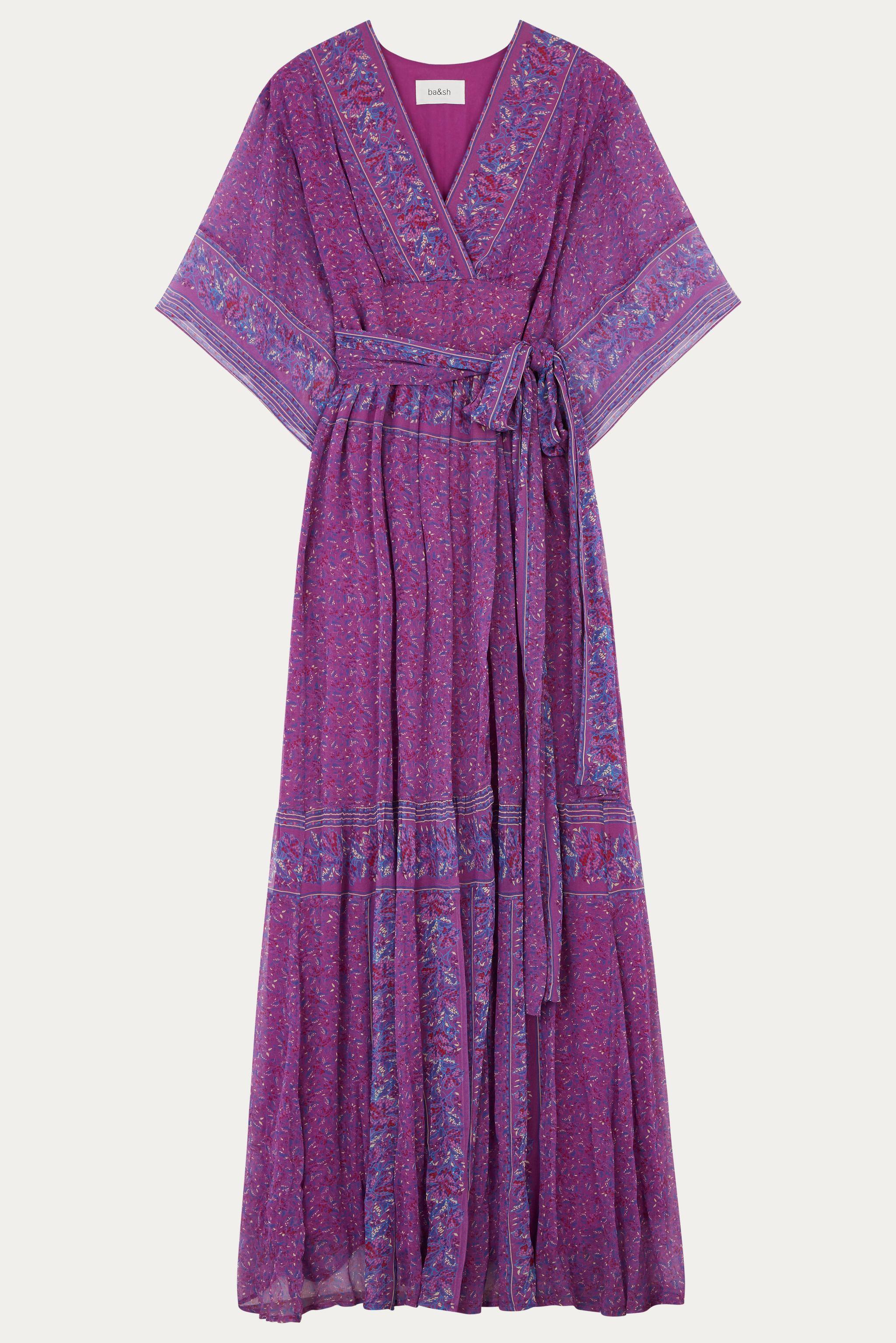 Vestido étnico (340 ¤) Ba&sh.