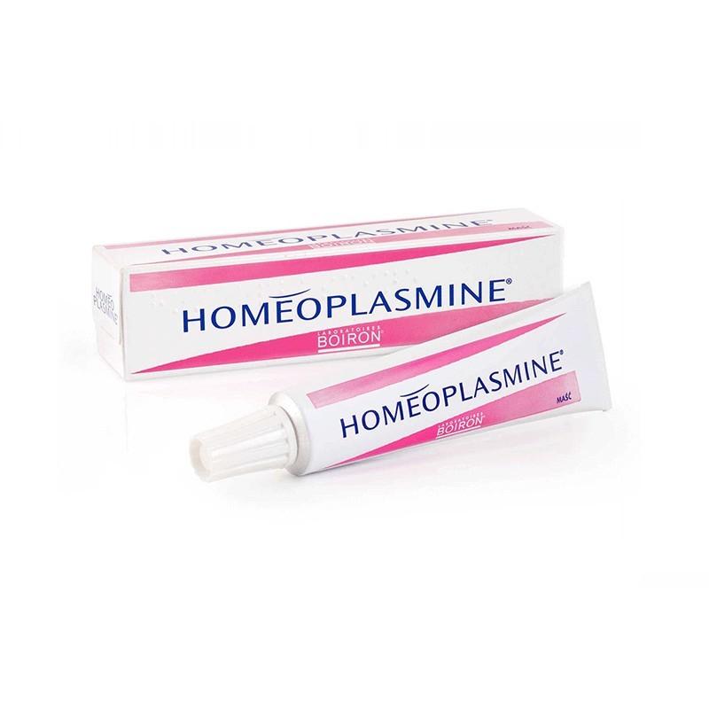 Crema Homeoplasmine de laboratorios Boiron.