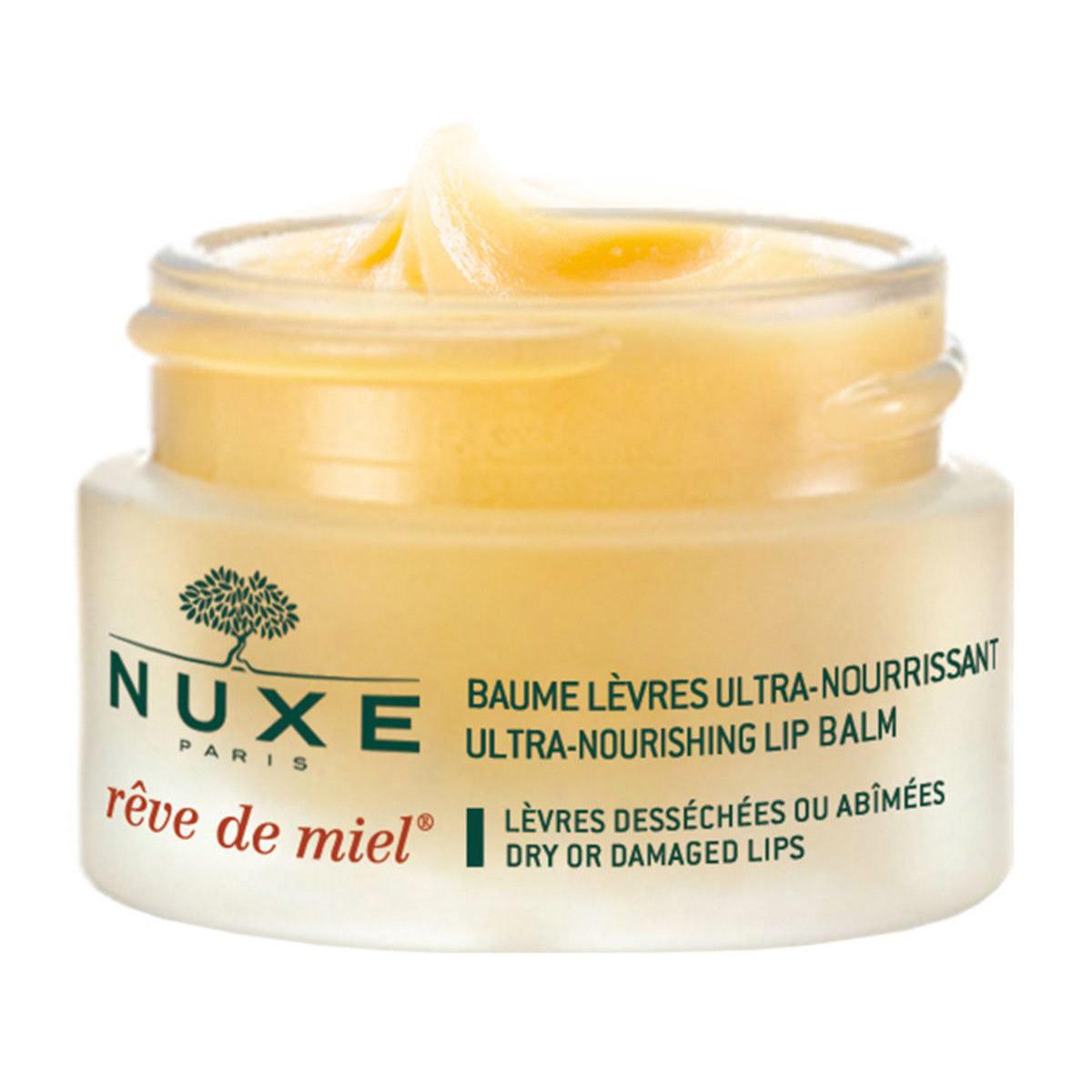 Bálsamo labial Rève de Miel, de Nuxe.