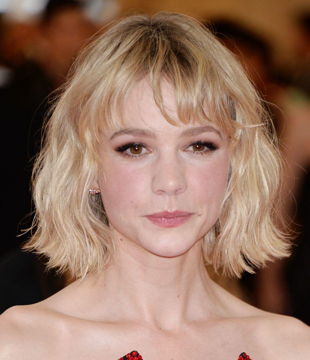 El corte de pelo de Carey Mulligan.