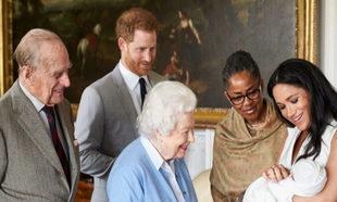 Ya sabemos el nombre del hijo de Meghan Markle y el príncipe Harry