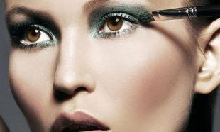 Descubre cómo maquillar tus ojos con la tendencia color block.