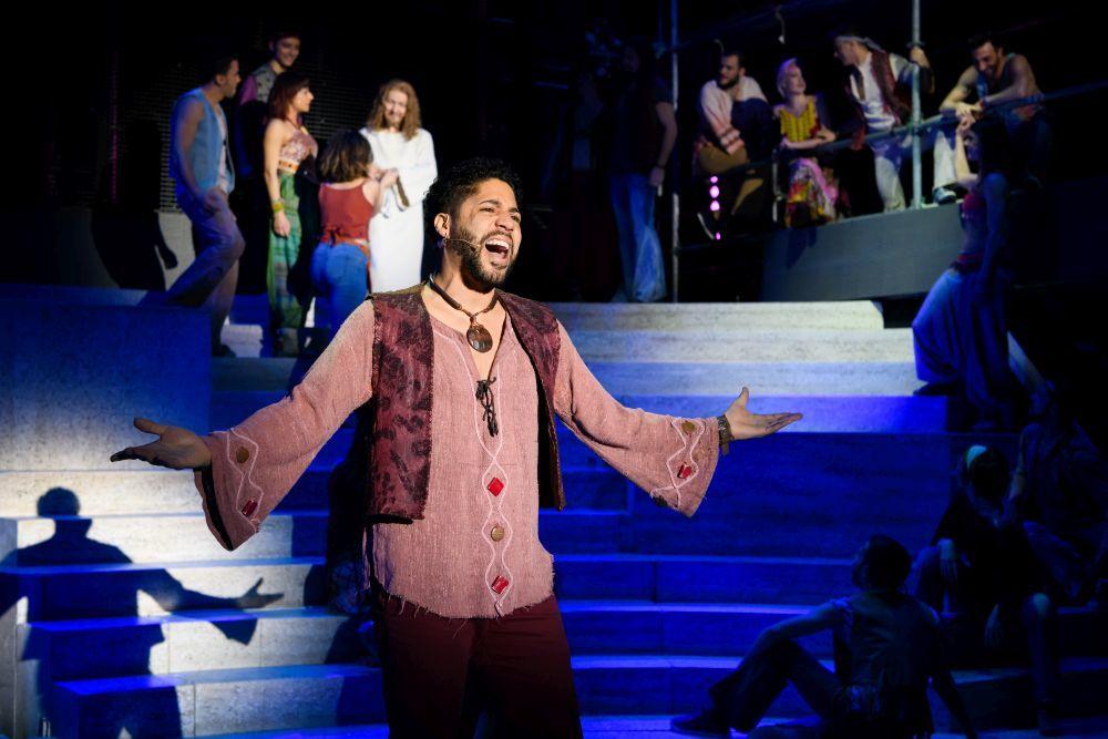 El musical Jesus Christ Superstar  vuelve a Madrid tras el éxito de...