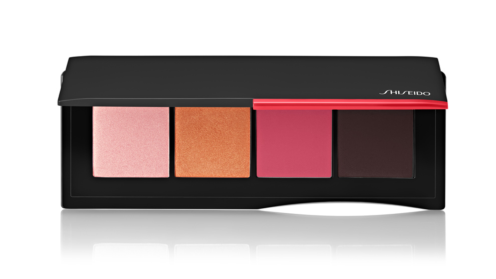 Essentialist Eye Palette, Shiseido (C.P.V.), con tecnología híbrida...