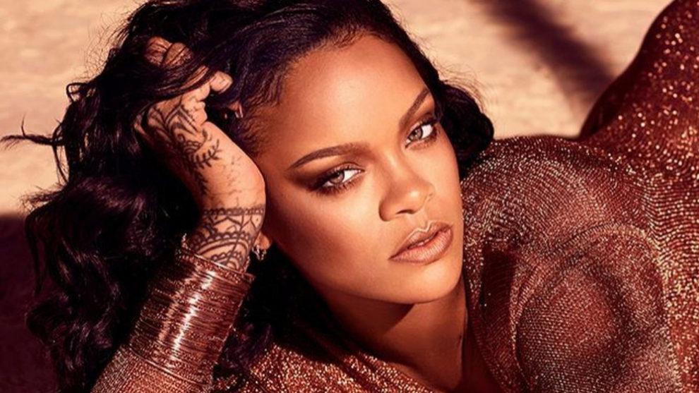 """Rihanna y LVMH lanzan """"Fenty"""", una nueva marca de lujo"""