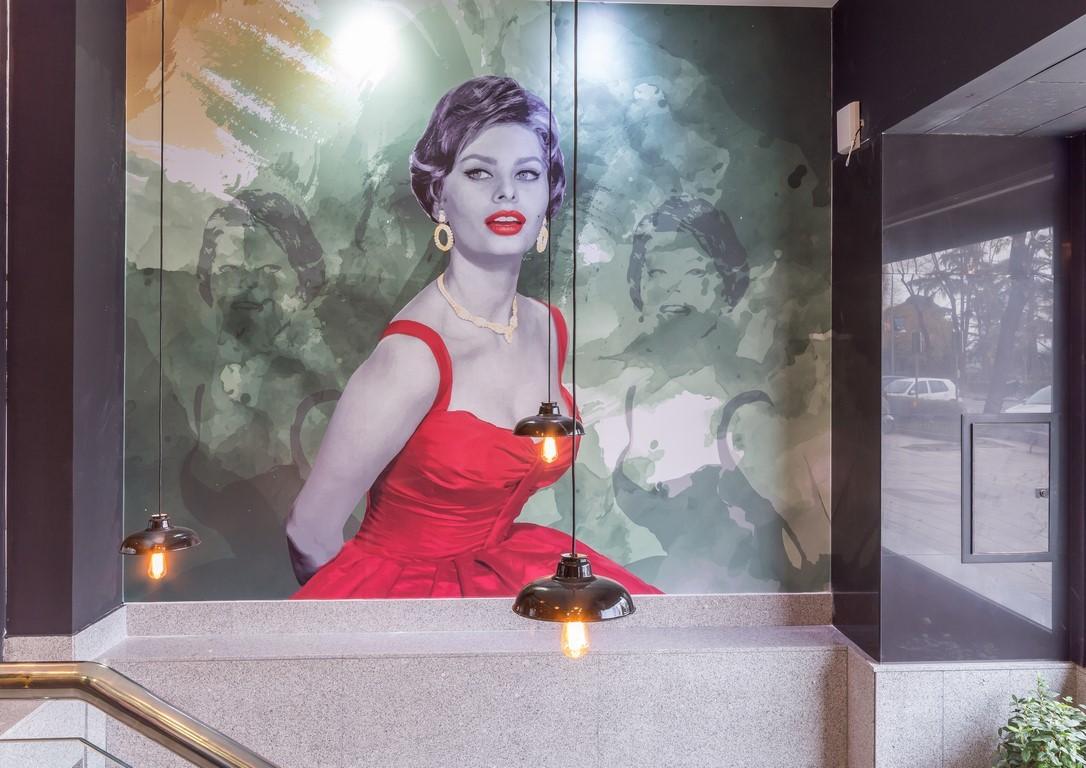 Restaurante Più di Prima, en el Paseo del Pintor Rosales, 30.