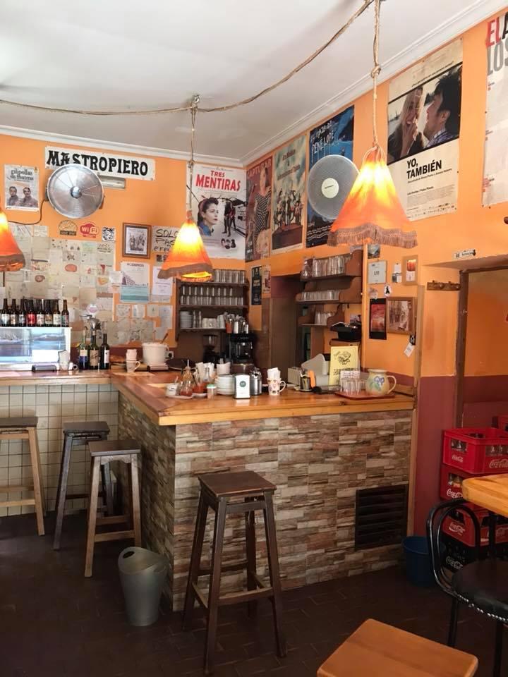 Restaurante Mastropiero Pizzería, en la calle de San Vicente Ferrer,...