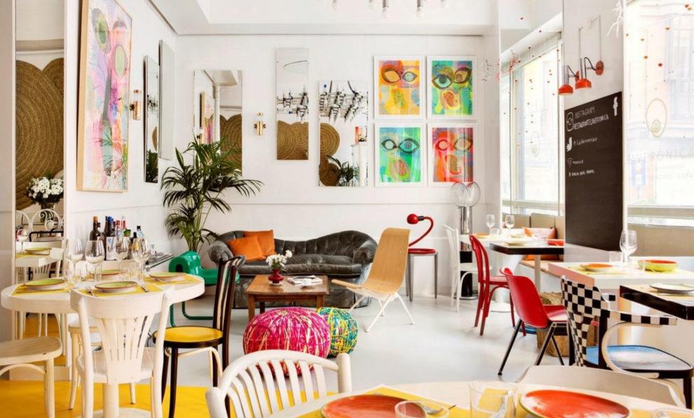 Restaurantes que tienes que conocer: los nuevos clásicos de Madrid.