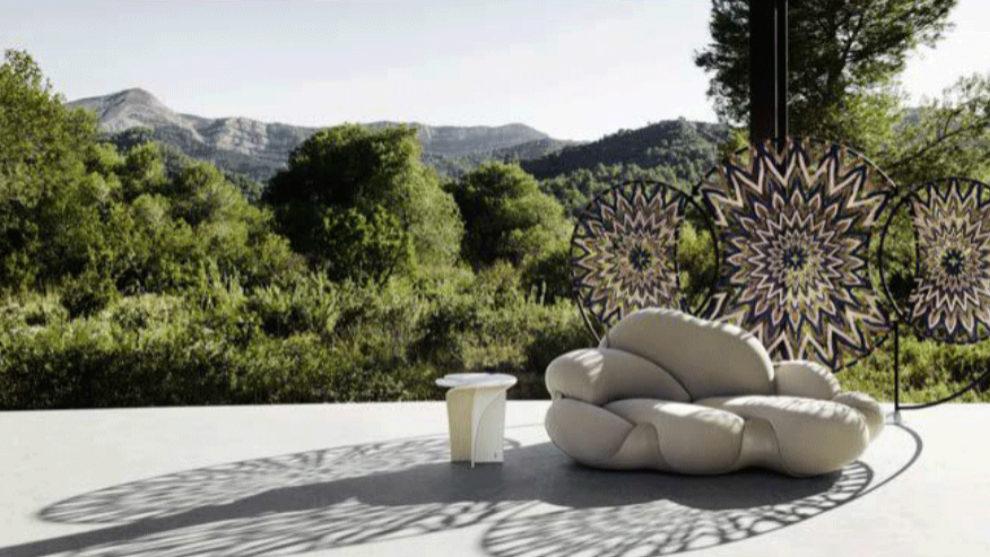 Decora con los objetos nómadas de Louis Vuitton