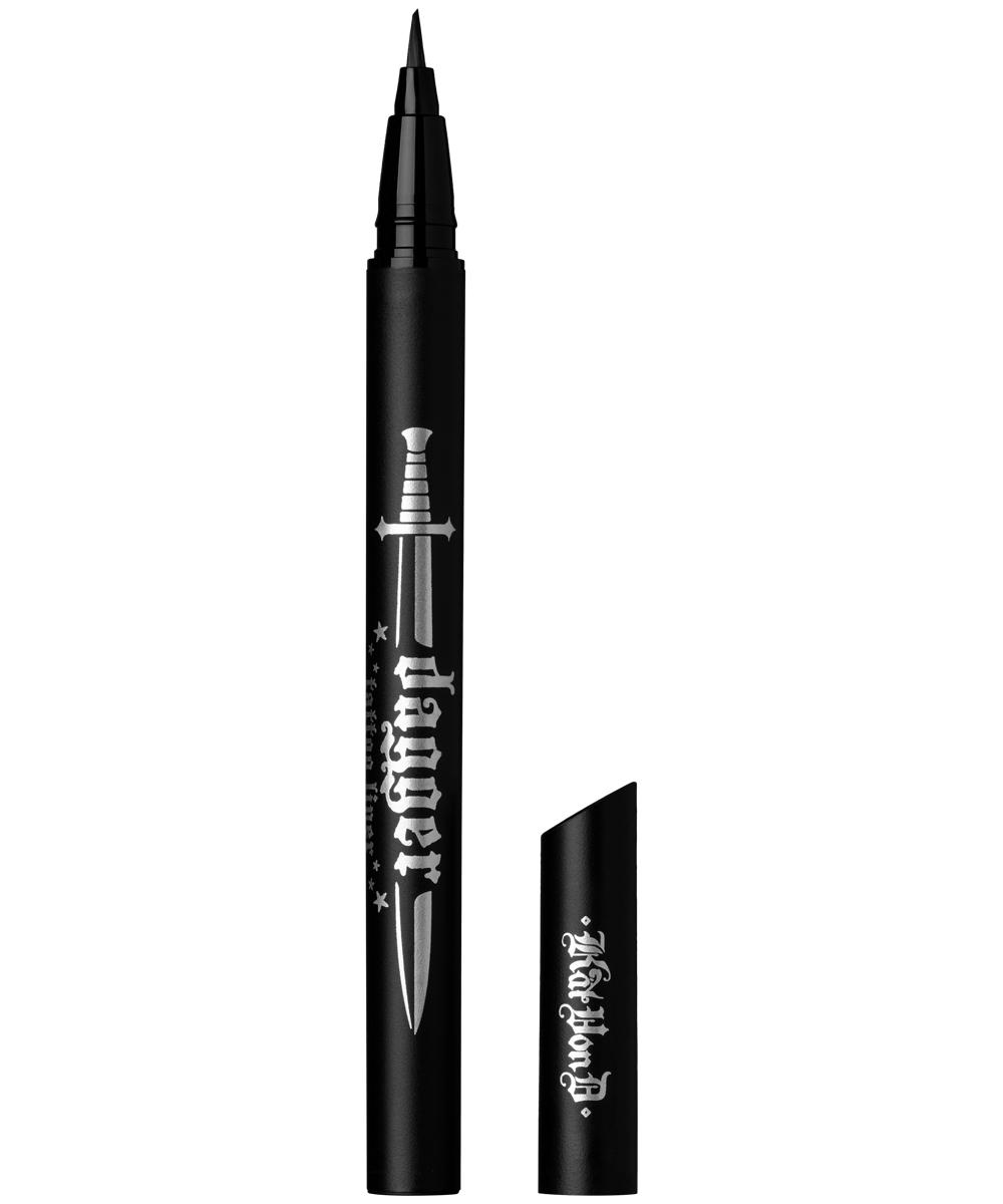 Eyeliner líquido Dagger Tatoo Liner de Kat Von D Beauty.