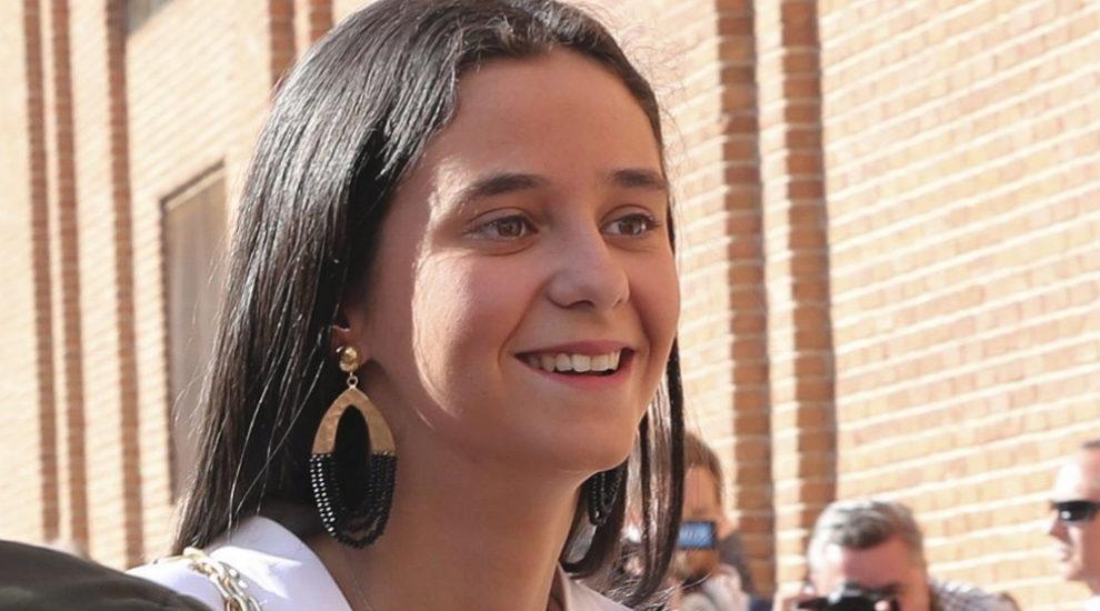 Victoria Federica en San Isidro