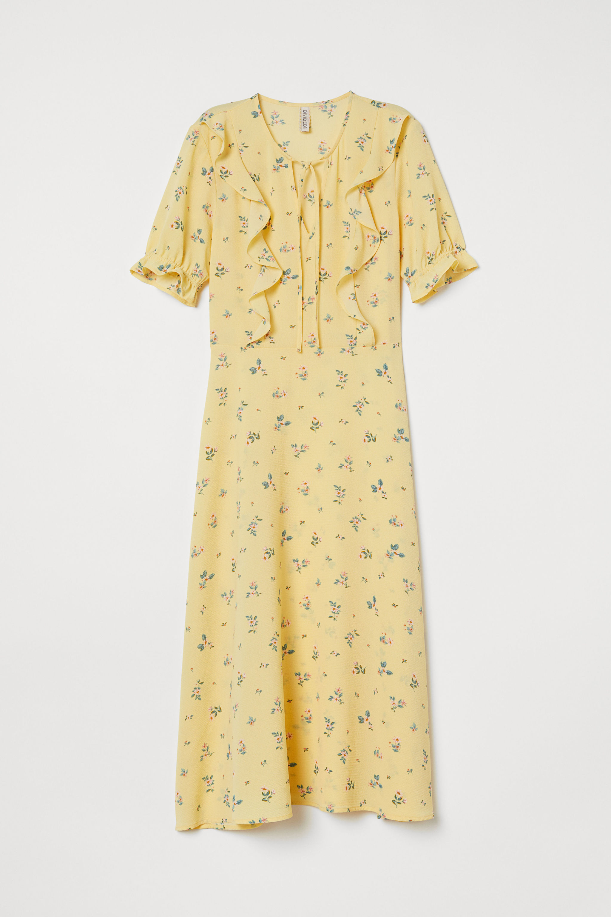 Vestido de H&M (34,99 euros).