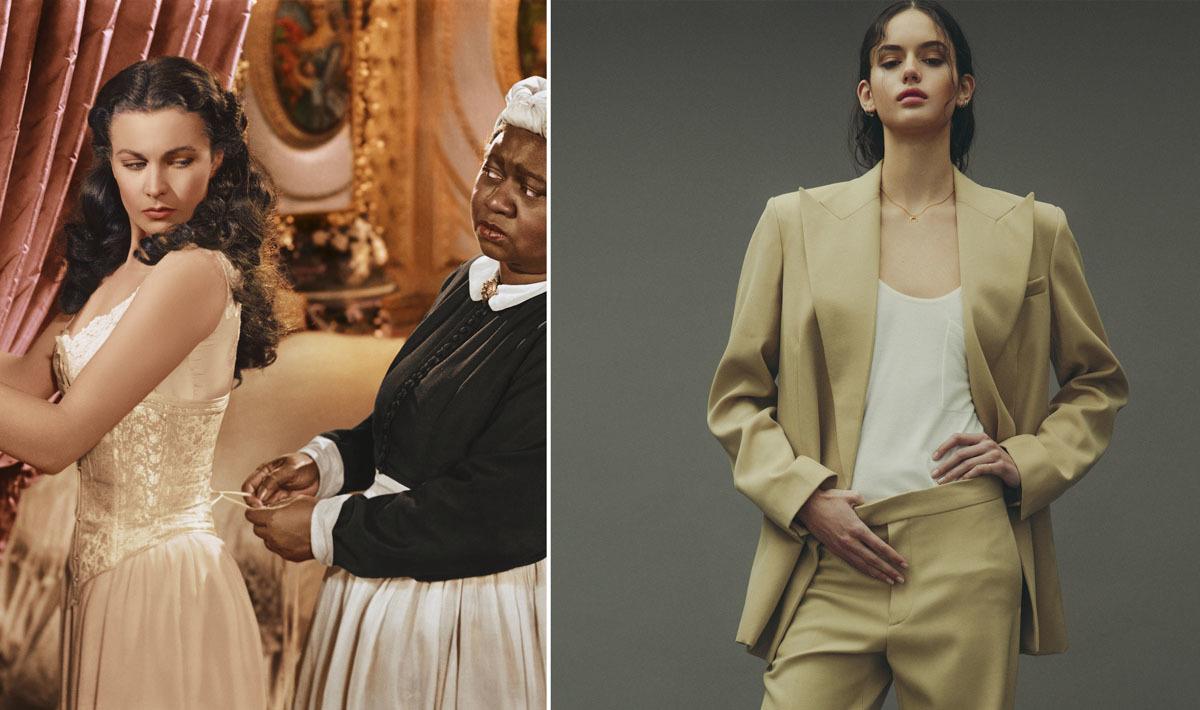 La evolución en el vestuario femenino está fuera de duda, pero......