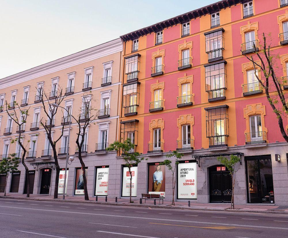 Próxima apertura de Uniqlo Madrid.
