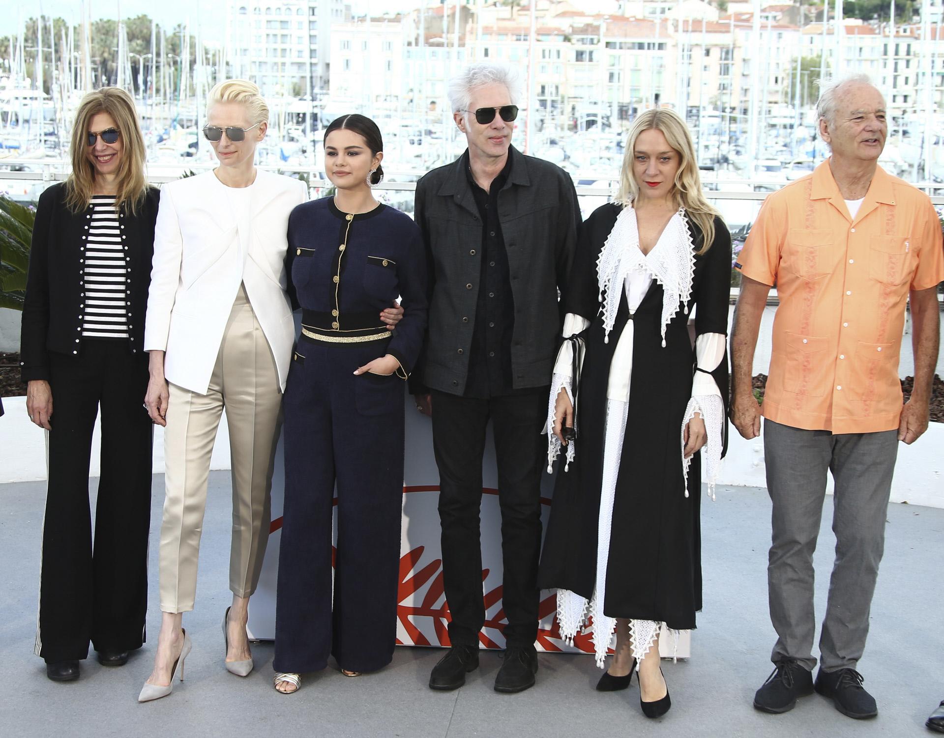Sara Driver, Selena Gomez, Tilda Swinton, Jim Jarmusch, Chloe Sevigny...